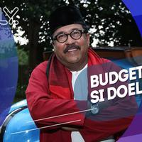 Ternyata begini jumlah Budget Film Si Doel The Movie