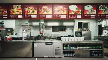Restoran Halal di Korea