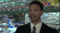 WNI bernama Greg Dwidjayaini yang sukses di Boeing. (VOA)