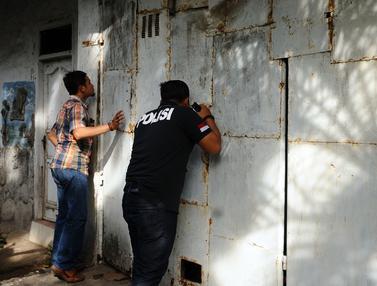 Polisi Geledah Rumah Penampung TKI Ilegal