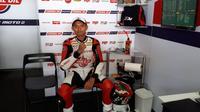 Dimas Ekky Pratama Jelang Balapan Moto2