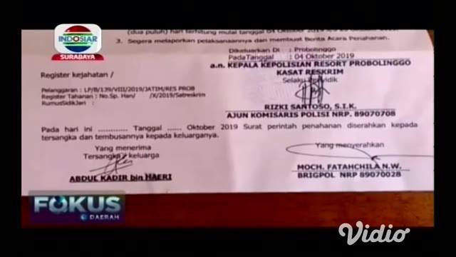 Baru 40 hari dilantik menjadi anggota Dewan Perwakilan Rakyat Daerah (DPRD) Kabupaten Probolinggo, Provinsi Jawa Timur (Jatim), Abdul Kadir ditangkap polisi karena menggunakan ijazah palsu.