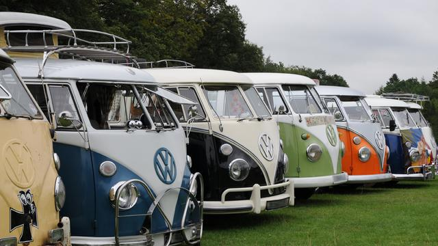 Vw Camper Van >> Vw Campervan Diproduksi Lagi Otomotif Liputan6 Com
