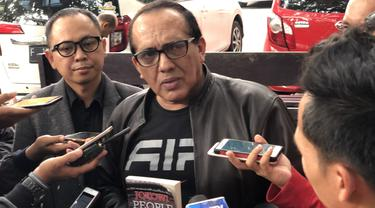 Pengacara Eggi Sudjana, Abdullah Alkatiri