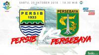 Liga 1 2018 Persib Bandung Vs Persebaya Surabaya (Bola.com/Adreanus Titus)