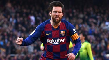 Lionel Messi dan Pemain Jebolan Akademi Barcelona yang Setia di Camp Nou