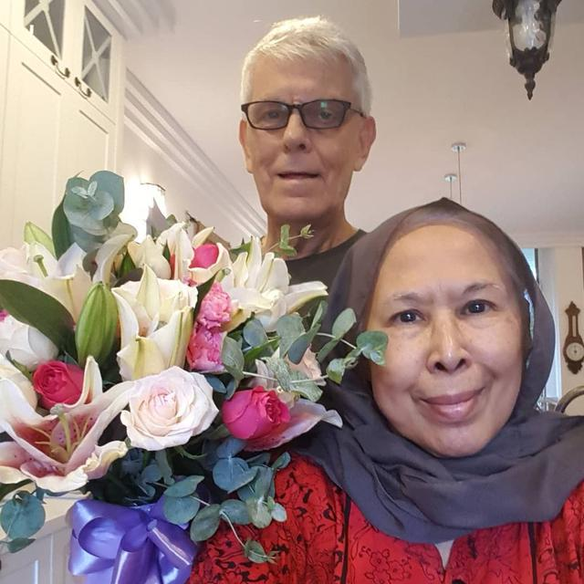 Orangtua Mendiang Ashraf Sinclair