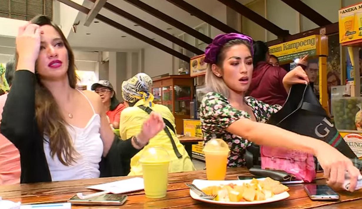 Nia Ramadhan dan Jeddar. (Youtube/TRANS TV Official)