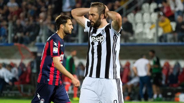Juventus, Crotone, Serie A