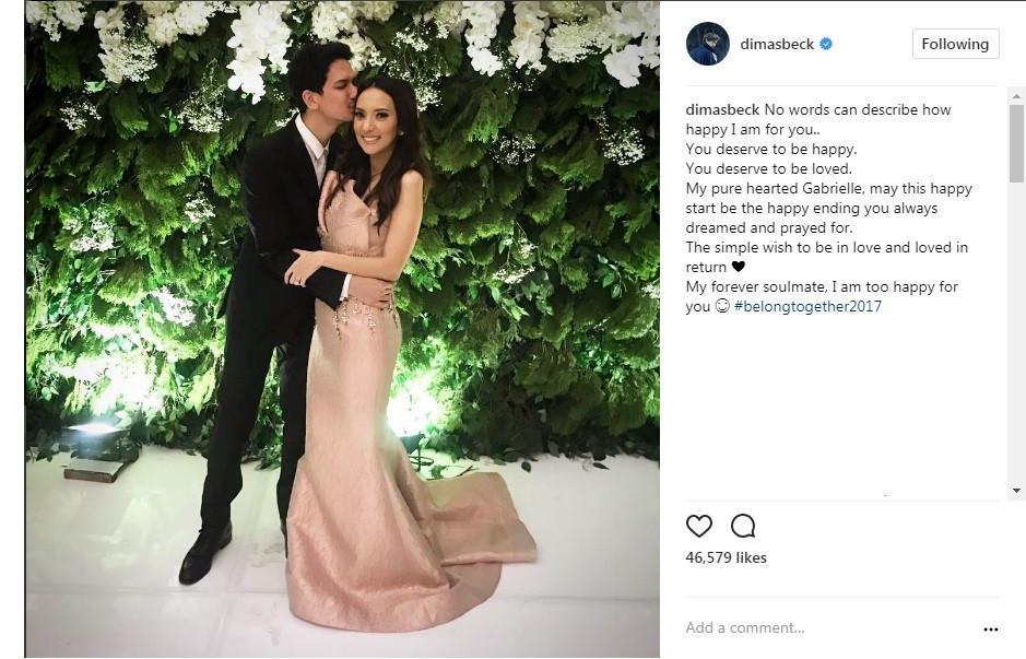 Dimas Beck segera menikah? (Foto: Instagram)