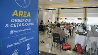 Provinsi Jabar menginisiasi program Sentra Vaksin Silih Tulungan dengan menggandeng sektor swasta sebagai mitra vaksinasi.