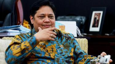 Menteri Perindustrian Airlangga Hartarto. (Foto: Humas Menperin)