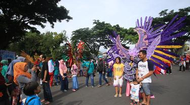 CFD Tanpa Aroma Politik Bikin Minggu Pagi di Kota Malang Tetap Nyaman