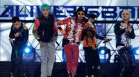 Big Bang berjanji akan membawakan lagu terbarunya bertajuk MADE dalam konser perdana yang akan digelarnya.