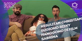Bukan adega action, Christian Sugiono alami cedera saat adegan ini