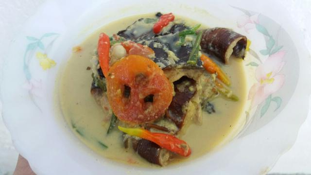 Resep Mangut Ikan Pari Gurih Yang Lezat Dan Menggugah Selera