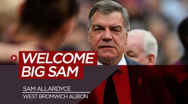 Berita video West Brom tunjuk Sam Allardyce untuk gantikan Slaven Bilic yang baru dipecat