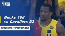 Eric Bledsoe mendapat 20 poin, 12 rebound double-double dalam kemenangan melawan Cavaliers 108-92