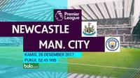 Premier League_Newcastle United vs Manchester City (Bola.com/Adreanus Titus)