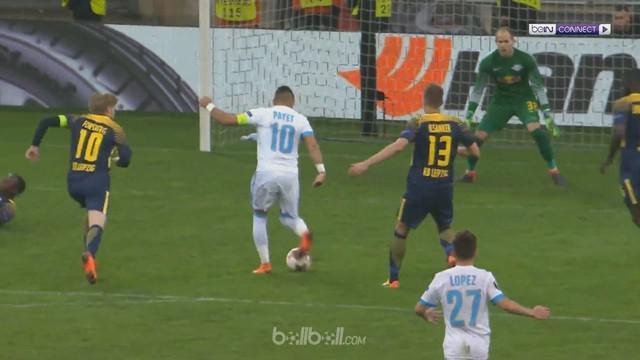 Dimitri Payet mencetak satu gol dan satu assist saat membawa Olympique Marseille membalikan ketinggalan satu gol dan menang telak ...