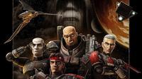 Star Wars: The Bad Batch. (Lucasfilm Animation/Disney+ via starwars.com)
