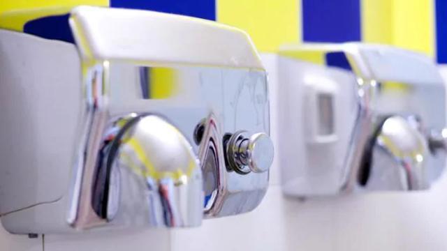 Ada penelitian yang membahas dampak penggunaan pengering tangan./Copyright iStockphoto