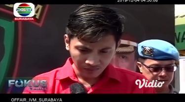 Anggota Reskrim Polsek Sawahan Surabaya menangkap pelaku penggelapan mobil rental yang selama ini meresahkan para pemilik mobil. Dari pemeriksaan polisi diketahui selama empat bulan terakhir, pelaku menggelapkan sedikitnya 21 mobil dan dua sepeda mot...