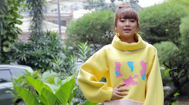 Ghea Indrawari (Deki Prayoga/Bintang.com)