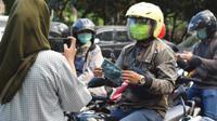 Universitas Nahdlatul Ulama Surabaya (UNUSA) Peduli bersama Jurnalis Sahabat Pendidikan (JSP) Kota Surabaya. (Foto: Liputan6.com/Dian Kurniawan)
