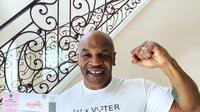Mike Tyson. (Instagram/ miketyson)