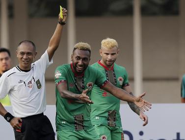 Liga 1 2019 : Persija Jakarta Vs Kalteng Putra
