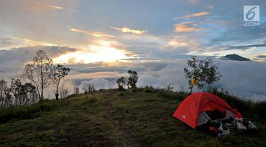 Menjelajahi Keindahan Gunung Sumbing