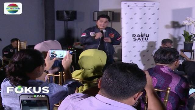 Erick Thohir menyatakan program KIP dari Jokowi-Ma'ruf Amin akan ditingkatkan bila keduanya menang di Pilpres 2019.