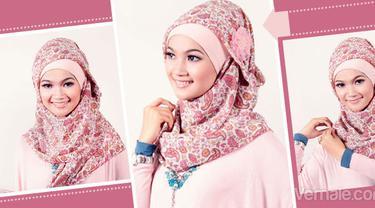 9 Rekomendasi Tutorial Jilbab Segi Empat Favorit 2012 Beauty Fimela Com