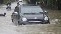Warga Bantul mengeluhkan lambatnya respons pemerintah terkait penanganan daerah terdampak banjir. (Liputan6.com/Switzy Sabandar)