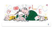 Max Born Tampil Sebagi Google Doodle Hari Ini, Siapa Dia?. (Doc: Google)