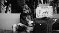 Ilustrasi Kemiskinan/Unsplash