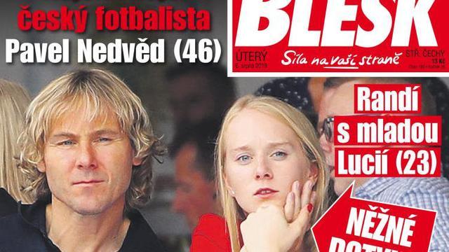 Pavel Nedved Selingkuhi Wanita 23 Tahun