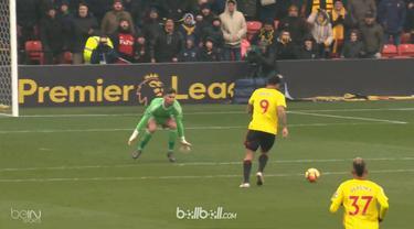 Kapten Watford Troy Deeney lagi-lagi menjadi penentu kemenangan timnya atas West Brom dengan skor 1-0 dalam laga lanjutan Liga Ing...