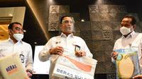 Dirut Perum Bulog Budi Waseso di Jakarta, Selasa (23/6/2020). (Dok Bulog)