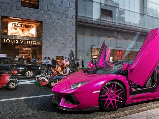 Seberapa Beringas Lamborghini Aventador Otomotif Liputan6 Com