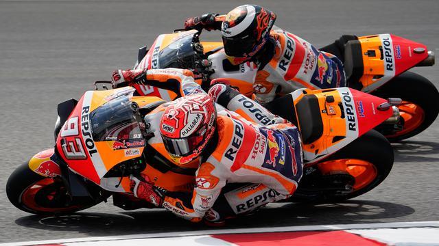 Fabio Quartararo Tercepat di FP1 MotoGP Malaysia