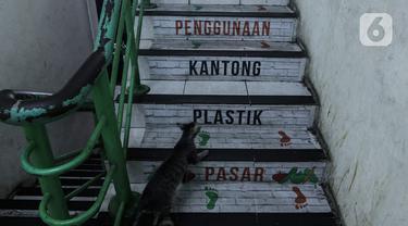 Sosialisasi Larangan Penggunaan Kantong Plastik Terus Dilakukan