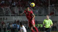 Lerby Eliandry,  Timnas Indonesia. (Bola.com/Nicklas Hanoatubun)