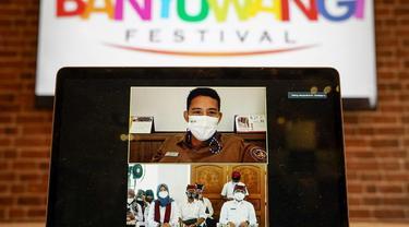 Masih Pandemi, Banyuwangi Festival 2021 Siapkan 102 Event untuk Bangkitkan Pariwisata