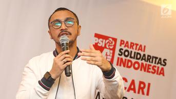 Giring PSI Sebut Anies Baswedan Pembohong, Jangan Dipilih pada 2024