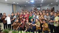 Menteri Susi memberi kuliah umum di  Perguruan Tinggi Ilmu Kepolisan Jakarta. Dok: Kementerian Kelautan dan Perikanan