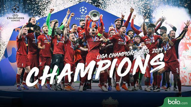 Deretan Fakta Fakta Menarik Liverpool Juara Liga Champions Musim Ini Bola Liputan6 Com
