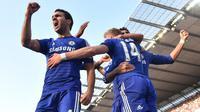 Manchester City vs Chelsea (PAUL ELLIS / AFP)