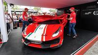 Ferrari 488 Pista. (Paultan)